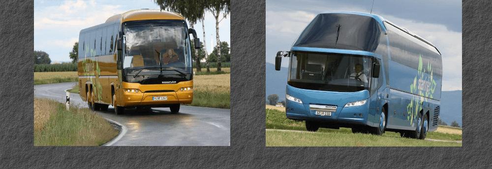 Автобусы еврокласса