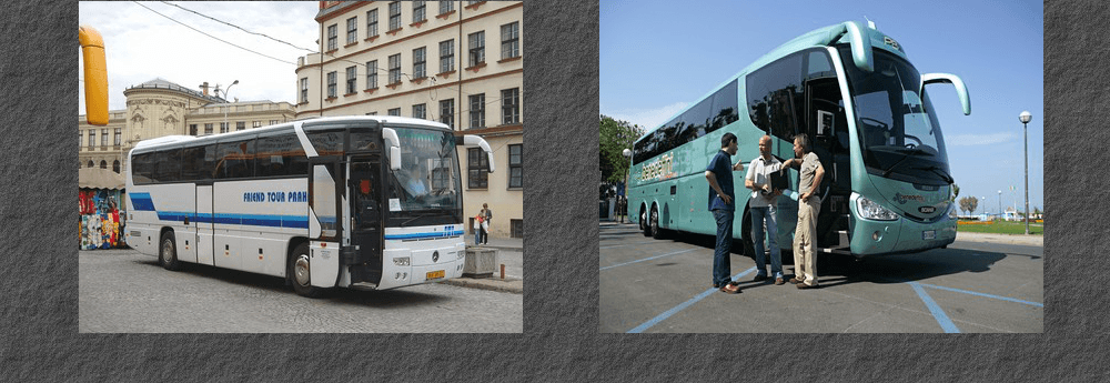 Международные автобусы